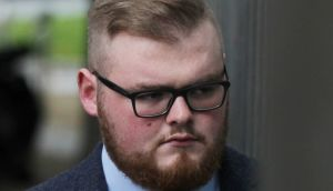 Gareth Jones (22),  of Mellowes Park, Finglas, Dublin pleaded guilty to careless driving causing the death of Paul McCormack at Tolka Valley Road, Finglas on June 26th, 2015. He has been handed a nine-month sentence. Photograph: Collins Courts