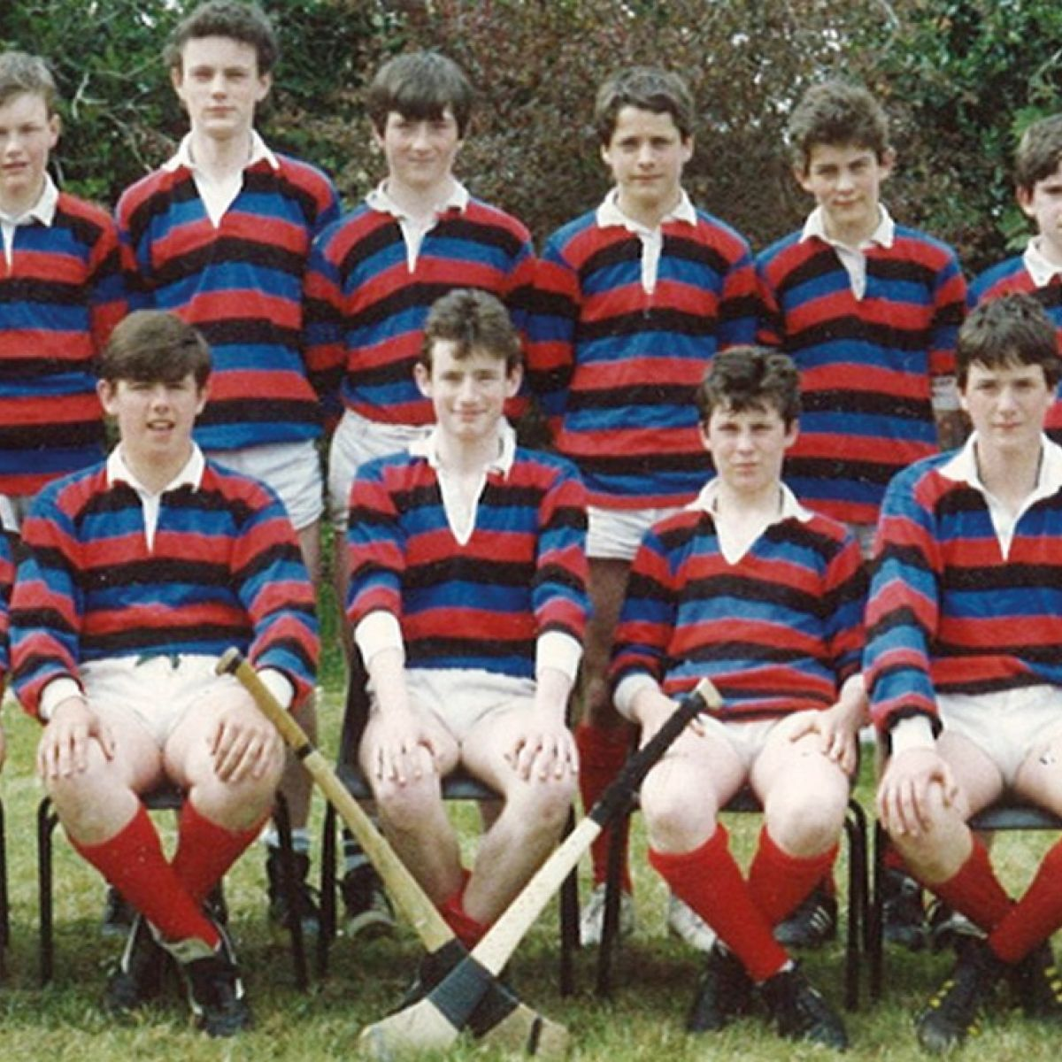 86361432d10 Anthony Foley: A leader forged in St Munchin's who blossomed at Shannon