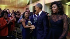 'No twerking': Obama reminisces over White House concerts