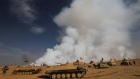 The Iraqi army close in on Mosul and Isis