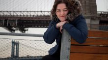 Maeve Higgins: 'I feel more freedom to express myself in New York'