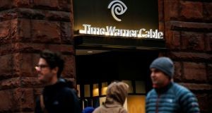 The dynamics at work in the AT&T takeover of Time Warner are also at work in efforts to combine Viacom with CBS. Photograph: Eduardo Munoz/Reuters