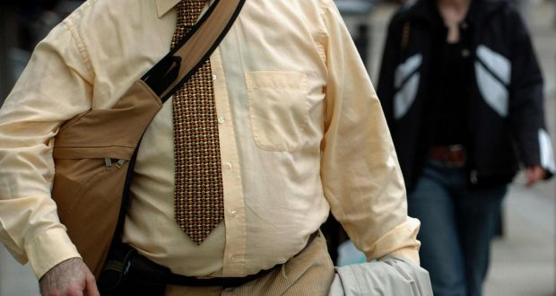 Weighted results: A survey of shift workers found that slightly more than half were overweight. In the manufacturing sector, 64% said they were overweight. Photograph: PA