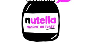 Nutella: Massive on toast