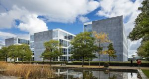 Popular with tech, media  and telecommunications companies: Eastpoint Business Park in  Dublin's docklands