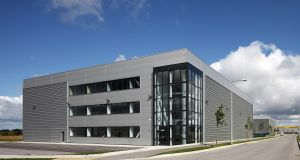 Hawk House: the 30,000sq ft warehouse in Dublin Airport Logistics Park is for rent at €8.95 per sq ft