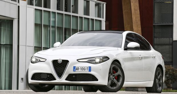 Alfa Romeo Reveals Irish Prices For New Giulia Saloon - Alfa romeo car price
