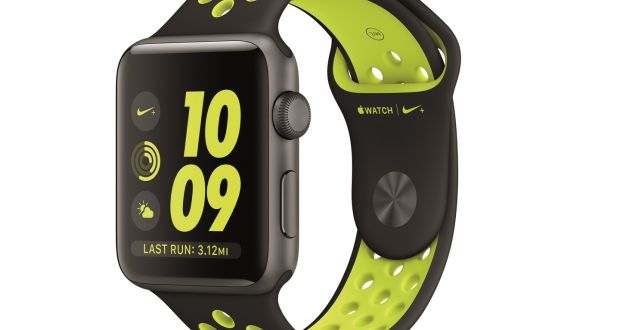 reputable site dabd3 e904a Apple links up with Nike for new version of Watch