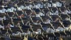 Davy Stockbrokers has revised its growth forecast for the Irish residential market in 2016 upwards, from 5 per cent to 7 per cent, on the back of the new first-time buyer incentive and a tighter housing market. (Photograph: Gareth Fuller/PA Wire)