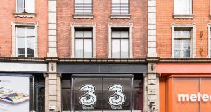 35 Henry Street, where the telecoms company 3 currently pays a rent of €425,000 per annum.