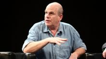 "David Simon, creator of HBO series The Wire, called John Banville ""f**knuts"" on Twitter. Photograph: Astrid Stawiarz/Getty Images"