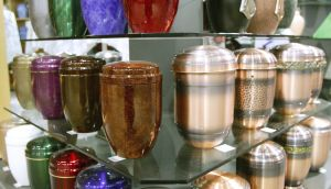 The cost of cremation varies but is  about €400 in Dublin, with charges on top for urns. Photograph: BSIP/UIG via Getty Images