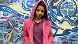 The girl just wants to rap: Sonita Alizadeh