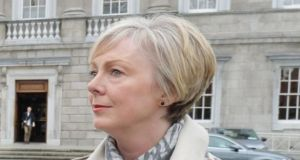 A number of weeks ago Regina  Doherty proposed to the business committee that the Dáil should sit during the mid-term because of the lengthy summer break. File photograph: Alan Betson/The Irish Times