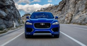 Five great global drives to match the Jaguar F-Pace