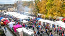 Savour all that Kilkenny has to offer at bank holiday festival