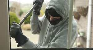 Many gardaí believe small-time drug dealers have turned to burglary to fund their lifestyle. Photograph: Frank Miller