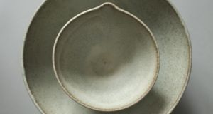Clean and simple Nordic design: Tina Marie Bensten bowls