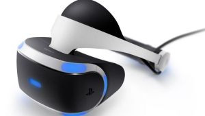 Sony   PlayStation VR headset:  If you have already bought a PS4, plus the Move controllers and Camera, you just have to buy the headset. At €400, it's not cheap, but it's considerably less expensive than its rivals