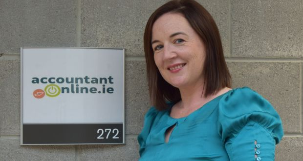 "Accountantonline.ie founder Larissa Feeney: ""The business has grown 20 per cent since we started and we are aiming for growth of 30 per cent in 2016. Also, we have a 99 per cent client retention rate."""