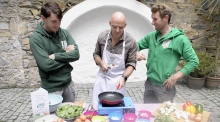 The O'Donovan brothers deliver up a culinary masterclass
