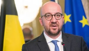 Belgium's prime minister Charles Michel has confirmed agreement reached over EU-Canada Comprehensive Economic and Trade Agreement (CETA). Photograph: Getty Images