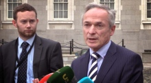 Education Minister: 'very disappointed that it has come to a strike'