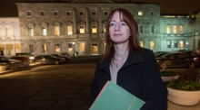 Clare Daly uses Dáil privilege to discuss judge