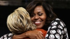 Michelle Obama: Hillary Clinton 'absolutely ready' to be US president
