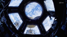 Room with a view: a mesmerising fly-through the ISS