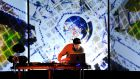 DJ Shadow will open the Metropolis Festival at the RDS on November 3. Photograph: Shirlaine Forrest/WireImage