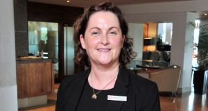 Norina O'Callaghan, sales and marketing manager