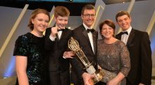 Inspiration and optimism at the EY Entrepreneur of the Year awards