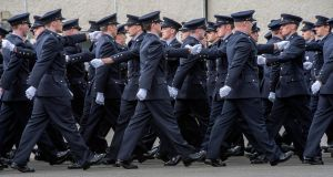 The Government's offer is understood to include the reintroduction of a €4,000 rent allowance for newly recruited gardaí and changes to shift payments. Photograph: The Irish Times