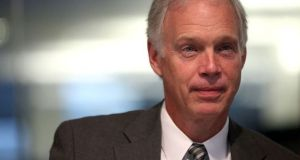 US Republican senator Ron Johnson values his shareholding in DP Lenticular at between $250,000 and $500,000. Photograph: Bloomberg
