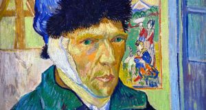 Vincent van Gogh's 'Self-portrait with Bandaged Ear' (1889). Photograph: Peter Barritt/Getty Images/SuperStock RM