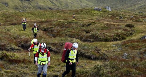 Donegal Mountain Rescue finds drones a speedy and safe aid
