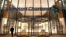 "Standard Chartered boss Bill Winters said the bank's profits are ""not yet acceptable"". Photograph: Simon Dawson/Bloomberg"