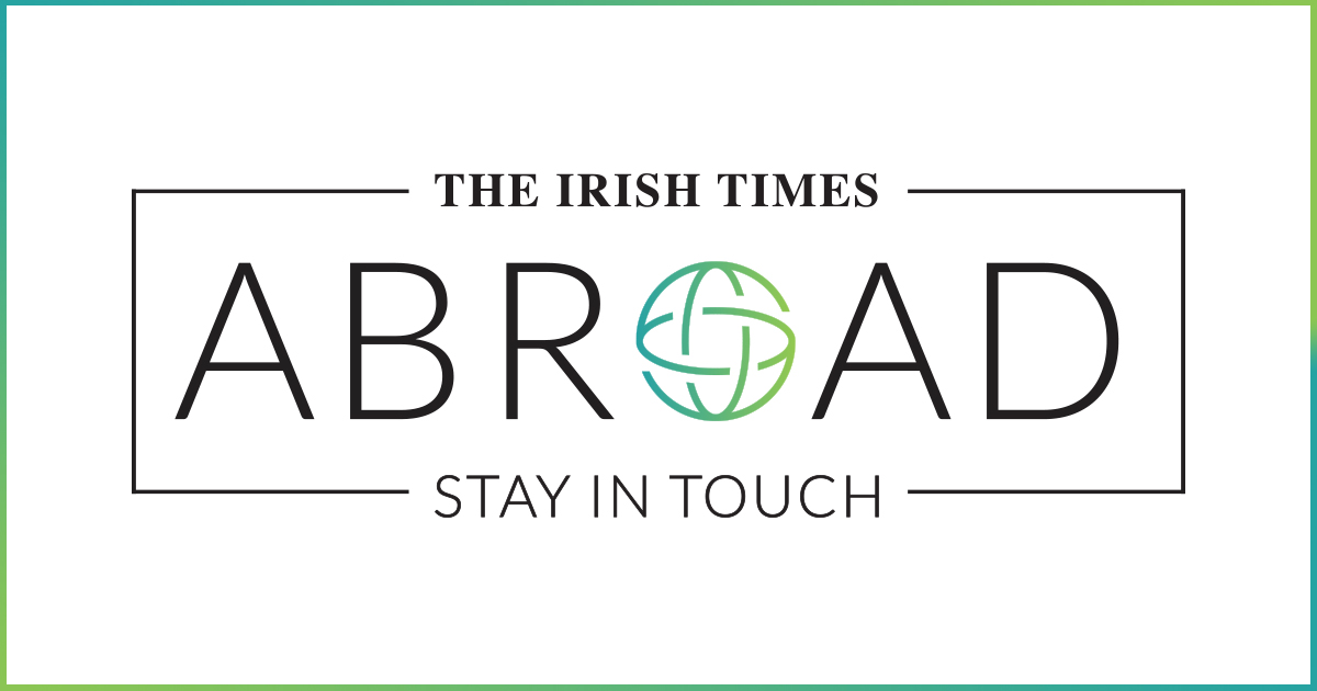 Abroad The Irish Times Site For Irish Readers Overseas