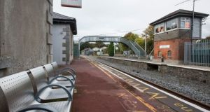 Carrick An Suir railway station: Iarnród Éireann is set to lose €11m this year. Photograph: John D Kelly