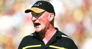 Was Brian Cody's towering Kilkenny team good for hurling? Photograph: Eric Luke