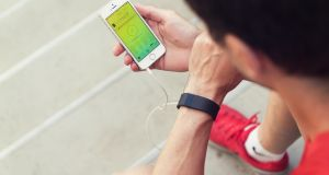 "Fitbit has found it ""incredibly difficult"" to find small-enough batteries to fit its new wearable device. Photograph: iStock"