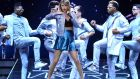 Taylor Swift's  '1989' world tour sold more than €277m worth of tickets. Photograph: Sascha Steinbach/Getty Images for TAS