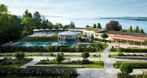 The Buchinger Wilhelmi centre beside Lake Constance in Germany