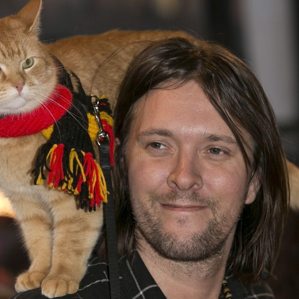A Street Cat Named Bob Ebook