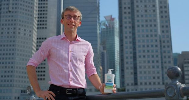 """Dubliner John O'Shea: """"There's been enough exposure to western business practices here that you can work very easily with local Singaporeans."""""""