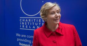 A damaging cycle of scandals relating to charities must come to an end, Minister for Justice Frances Fitzgerald has said.  Photograph: Brenda Fitzsimons/The Irish Times.