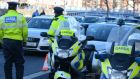 The corps' complement peaked at 1,200 in 2009 as the then government attempted to reduce fatal collisions on the State's roads. Photograph: Cyril Byrne/The Irish Times