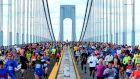 New York City Marathon: on your marks...