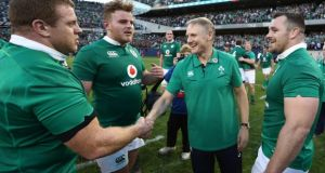 Gallery: Ireland's first win over All Blacks